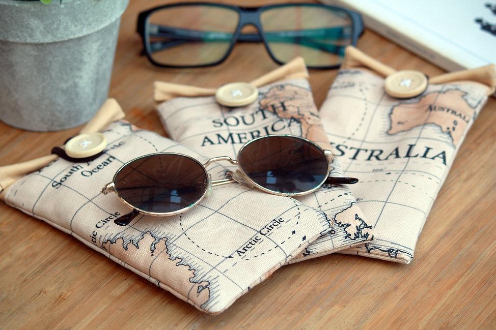Atoibox - étui à lunettes