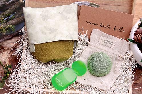 La box Verte | Voyager toute Belle