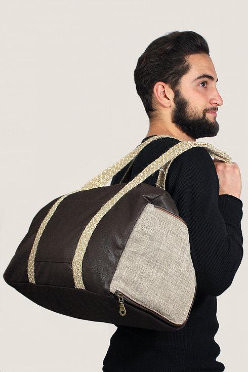 Armel, sac de voyage