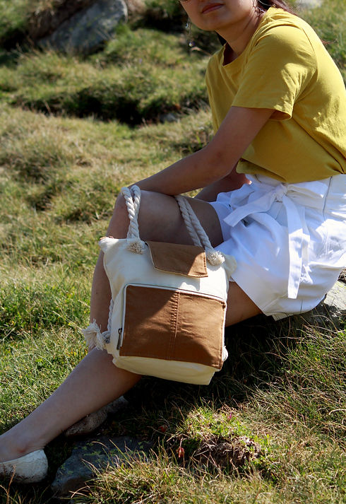 Gaia, le sac convertible