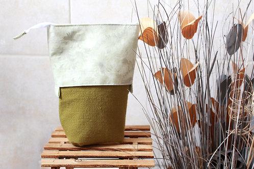 Flora-Green   Trousse de toilette ajustable