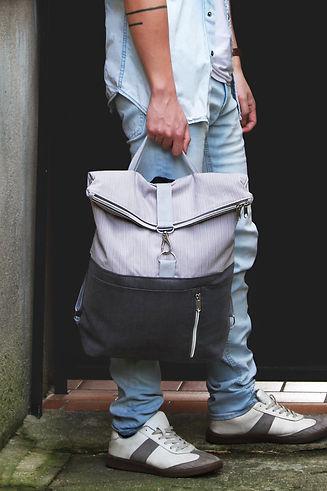 Lubin, le sac convertible