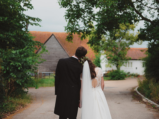 Kate & James' Felsted Fairytale