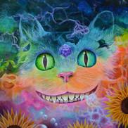 CheshEYEre Kitty