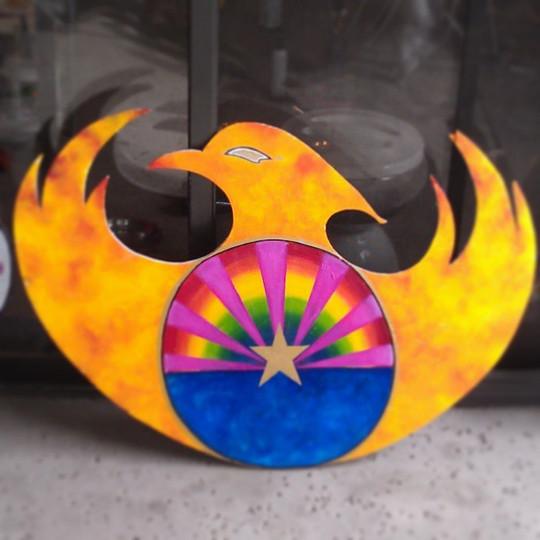 CANT WAIT for Arizona's #PhoenixPridePar