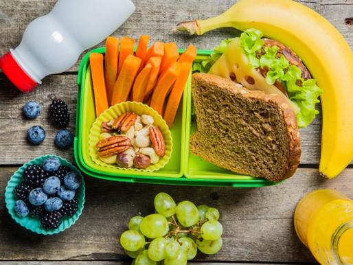 Back to School Meal Prep Strategies