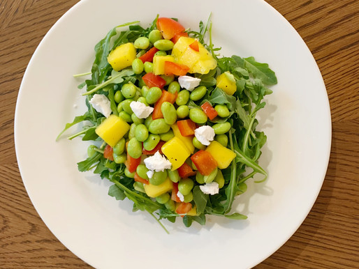 Give Your Salad Greens a Toss Up!