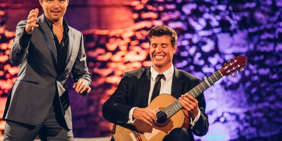 Concert avec le Ténor Sébastien Guèze