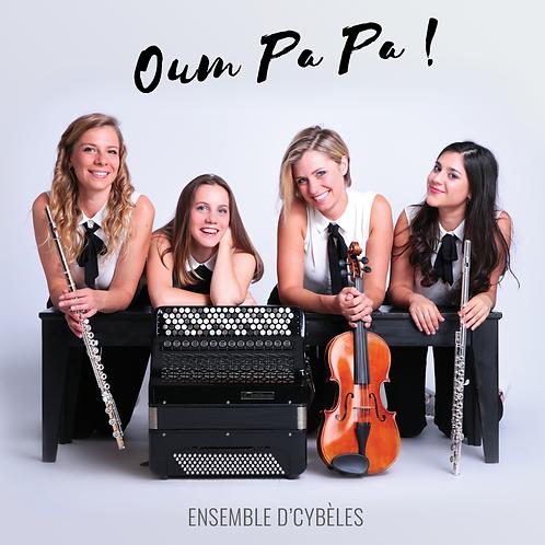 CD - Oum Pa Pa !