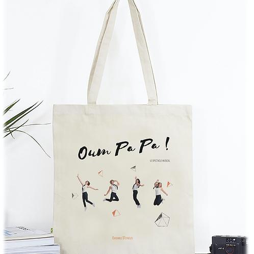 Tote Bag - Oum Pa Pa !