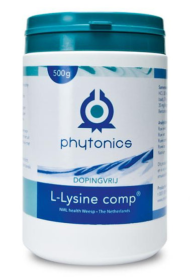Phytonics L-Lysine comp 500g PP