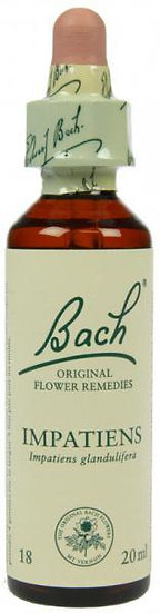 Bach Impatiens 20ml