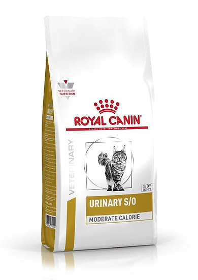 Royal canin Cat urinary moderate calorie 1,5kg