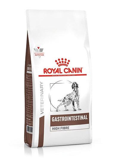Royal canin Gastrointestinal High fibre 2kg - alleen voor ons bekende dieren