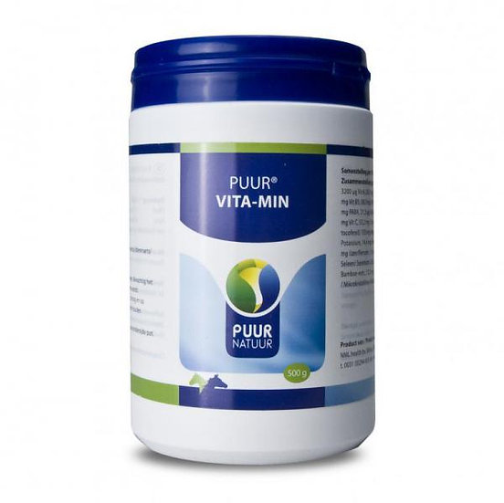 PUUR Vita-Min 500g PP / Vitaminen en Mineralen