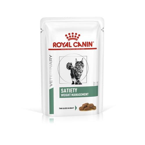 Royal canin Satiety weight management 12x 85g - alleen voor onze bekende dieren.