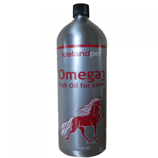 Omega-3 Oil 1000ml PAARD/PONY