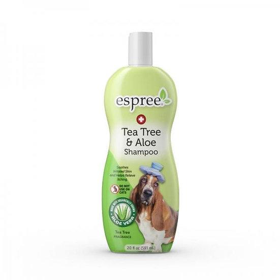 Tea Tree & Aloe shampoo 355ml