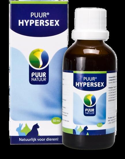 PUUR Hypersex 50ml / Geslachtsdrift