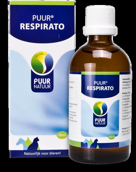 PUUR Respirato 100ml / Luchtwegen