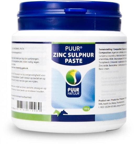 PUUR Zinc Sulphur paste 150g / Zinkzwavel