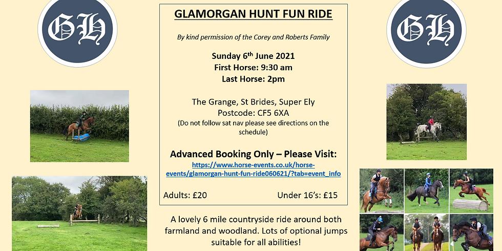 Glamorgan Hunt Fun Ride