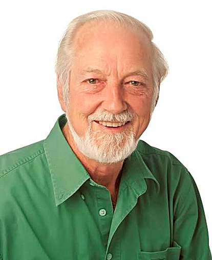 Dr. Jim Frazier. Photographer, Cinematographer, Artist, Inventor, Author, Scientist and Environmentalist