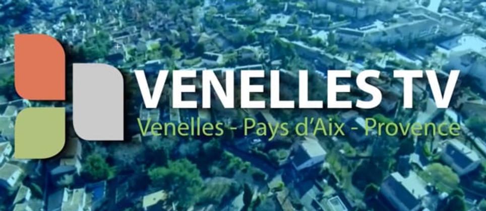 Jingle / teaser de la web tv Venelles TV