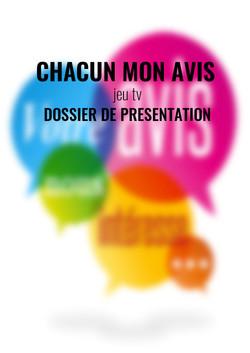 CHACUN MON AVIS