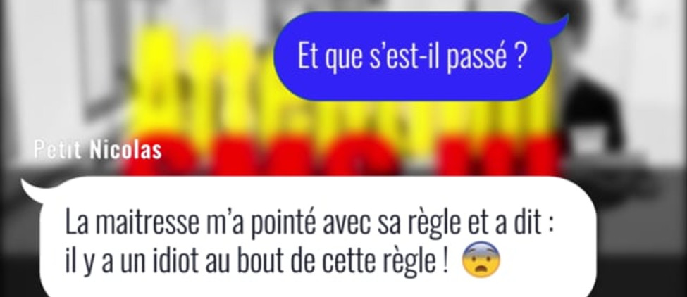 ATTENTION SMS !!! (version FRANCE 2)