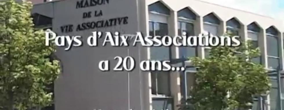 Pays d'Aix Associations a 20 ans !
