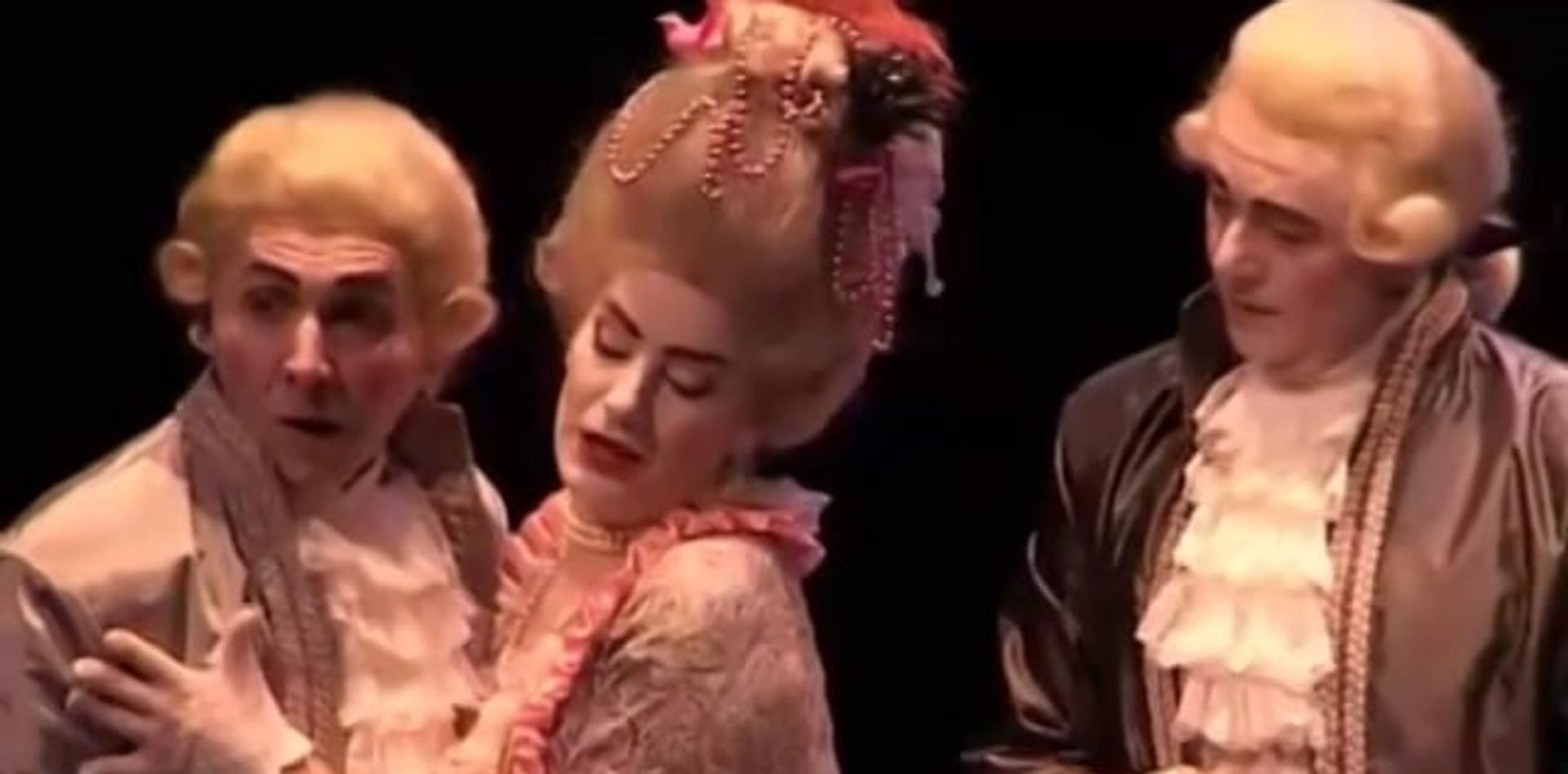 Bande annonce spectacle de théâtre LE DIRECTEUR DE THEATRE