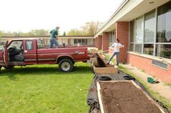 Emmeline Cook Garden Build