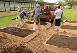 Webster Stanley Garden Build