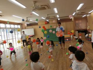 ☆ 体操教室 ☆
