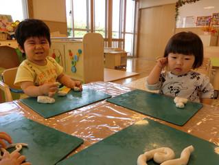 一生懸命な子供たち(*^_^*)