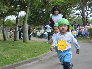 ☆マラソン大会&もちつき会☆