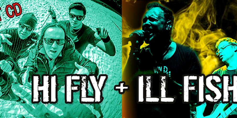 Divadlo pod Lampou Plzeň + Hi - Fly ( křest CD)