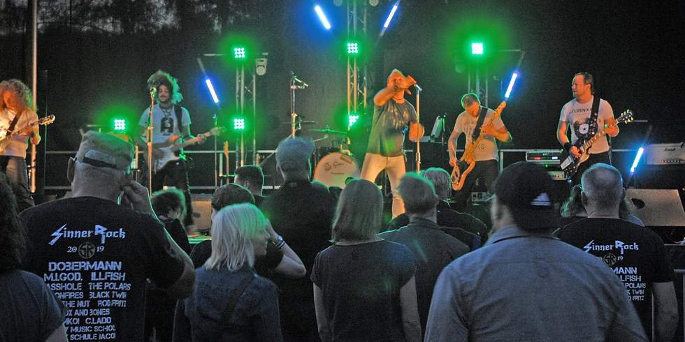 Anděl music bar  - special guest: Velvet Revolver Tribute