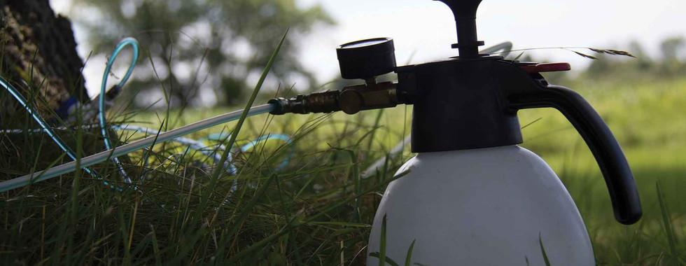 Tree Defend Injector Pump
