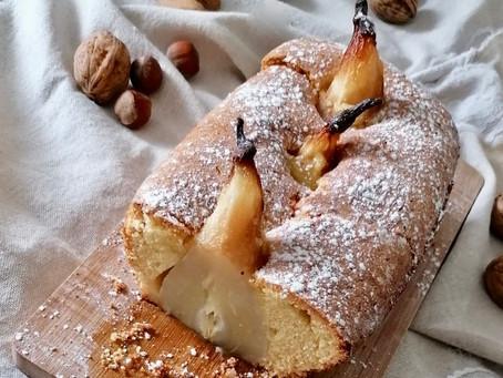 The cake à la poire