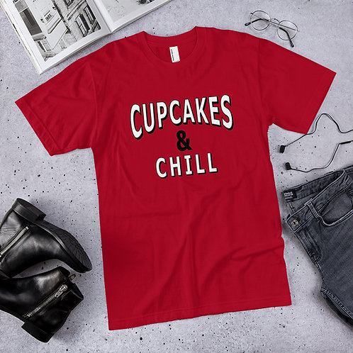 Cupcakes & Chill T-Shirt