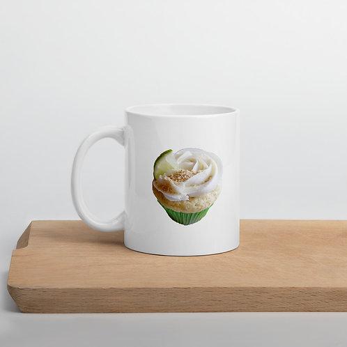 Marga's Lil Cakes Key Lime Mug