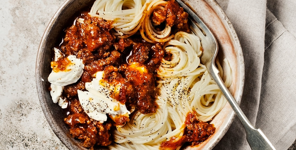 Spaghetti & Bolognaise – 2 Persons