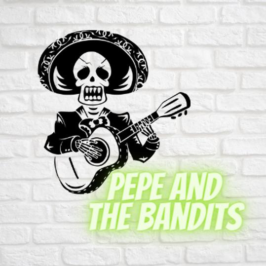 Pepe and the Bandits