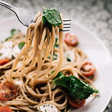 selective-focus-photography-of-pasta-wit