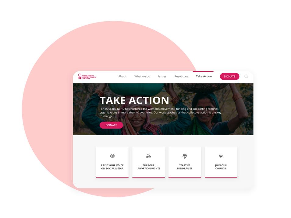International Women's Health Coalition