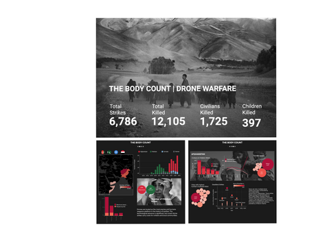 Information Visualization | The Body Count