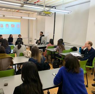 Discussion Panel with Pratt Alumni