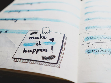 5 Simple Steps to Plan a Blog Post